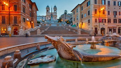 luxury hotels rome